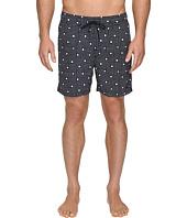 Jack Spade - Large Graph Squares Swimwear