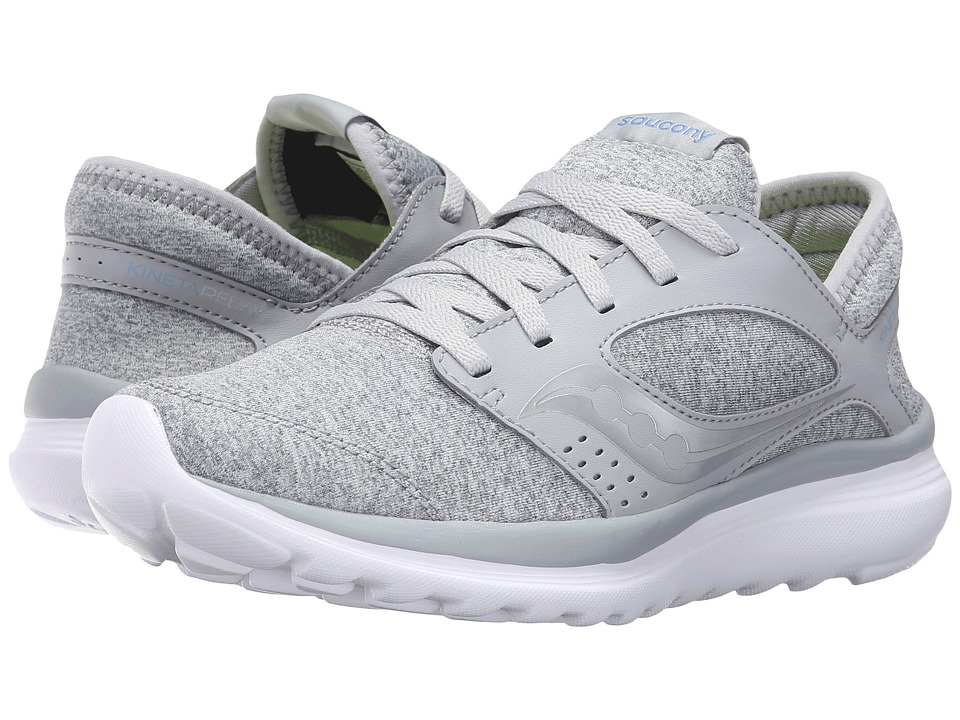 Saucony Kineta Relay (Grey/Lavender) Women