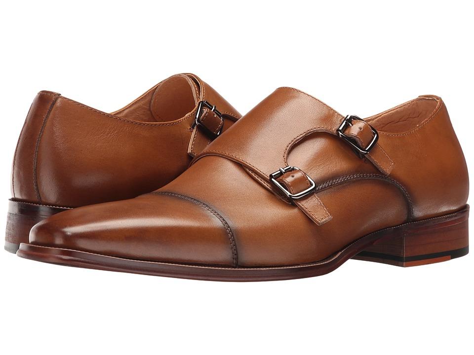 Carrucci - Dean (Cognac) Mens Shoes