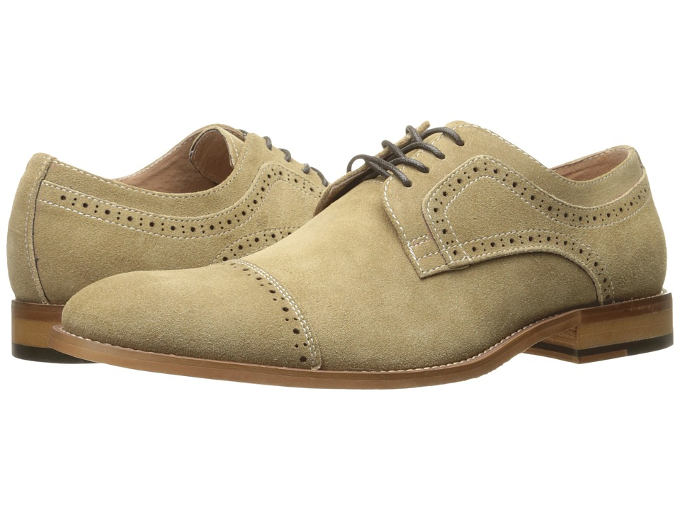 Stacy Adams Dobson (Sand Suede) Men