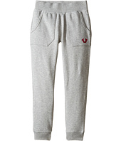True Religion Kids - Branded Fleece Sweatpants (Toddler/Little Kids)