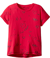 True Religion Kids - Doodle Dolman T-Shirt (Toddler/Little Kids)