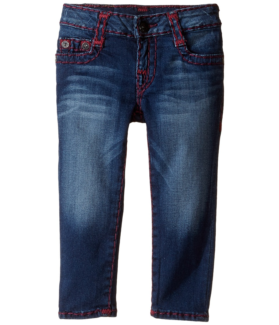 True Religion Kids Casey Super T Jeans (Toddler/Little Kids) (Heather Sky) Girl