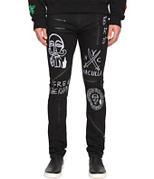 Haculla - Oi! Oi! Oi! Jeans in Black