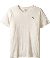 True Religion Kids - Branded Logo Tee (Big Kids)
