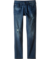 True Religion Kids - Rocco Skinny Single End Jeans in Ink Pot (Big Kids)