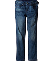 True Religion Kids - Rocco Skinny Single End Jeans in Ink Pot (Toddler/Little Kids)