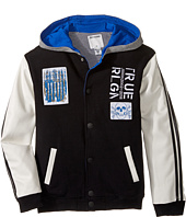 True Religion Kids - Punk Varsity Jacket (Big Kids)