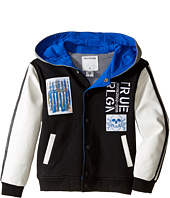 True Religion Kids - Punk Varsity Jacket (Toddler/Little Kids)