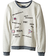 True Religion Kids - Stamp Sweatshirt (Big Kids)