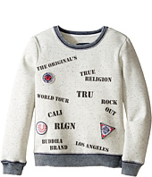 True Religion Kids - Stamp Sweatshirt (Toddler/Little Kids)