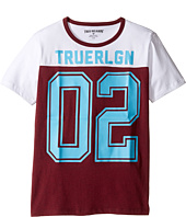 True Religion Kids - Varsity Tee (Big Kids)