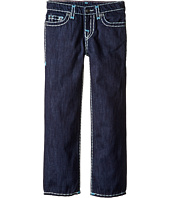 True Religion Kids - Rickey Super T Jeans in Rinse (Toddler/Little Kids)