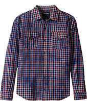 True Religion Kids - Indigo Western Shirt (Big Kids)