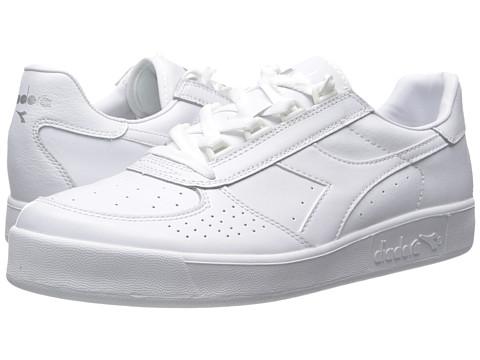Diadora B. Elite - White Optical/White Pristine