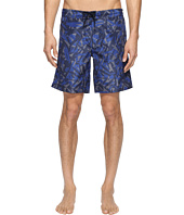 Z Zegna - Abstract Camo Boardshorts