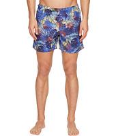Z Zegna - Jungle Leaf Swim Trunks