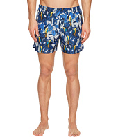 Z Zegna - Parrot Swim Trunks