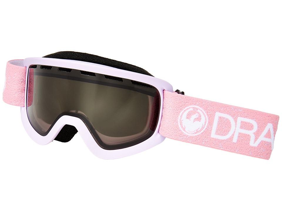 Dragon Alliance Lil D (Light Pink/Smoke) Goggles