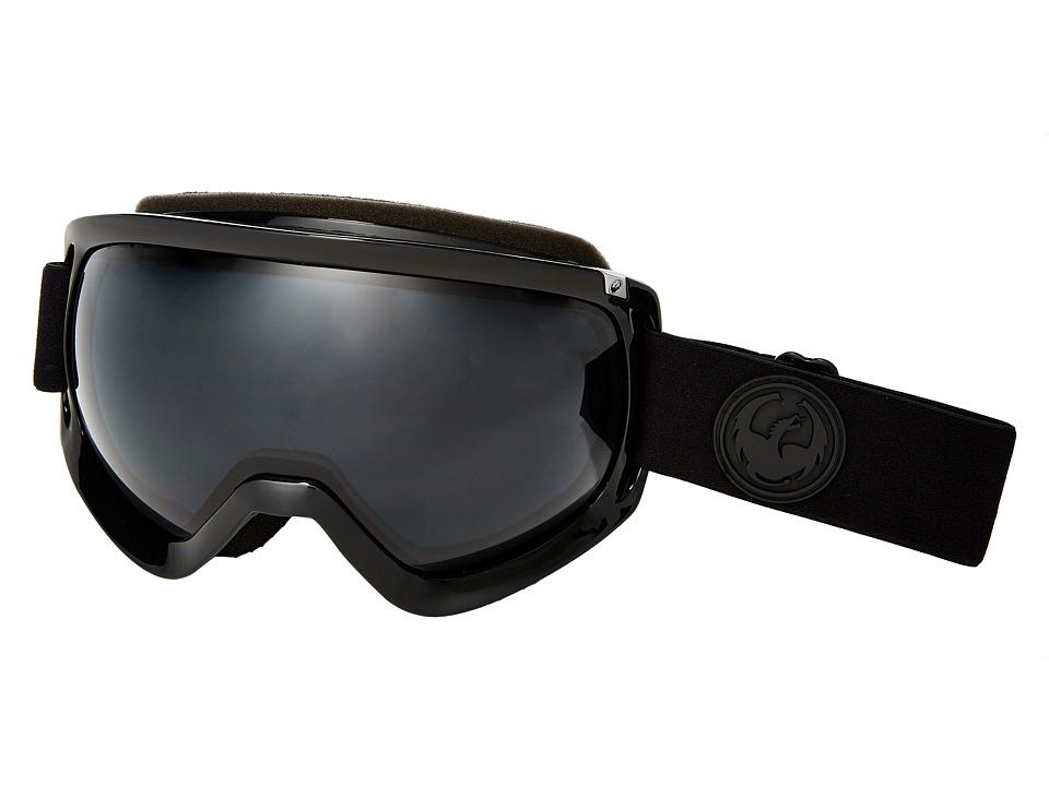 Dragon Alliance D3 (Murdered/Dark Smoke) Snow Goggles