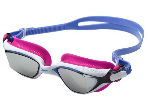 Speedo MDR 2.4 Mirrored Goggle - White