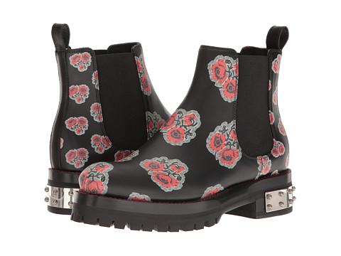 Alexander McQueen Poppy Printed Chelsea Boot