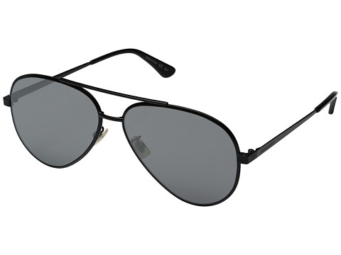 Saint Laurent Classic 11 Zero - Matte Black/Silver Mirror