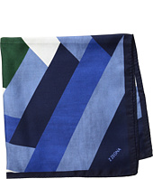 Z Zegna - Large Pentagon Pocket Square Z9I37