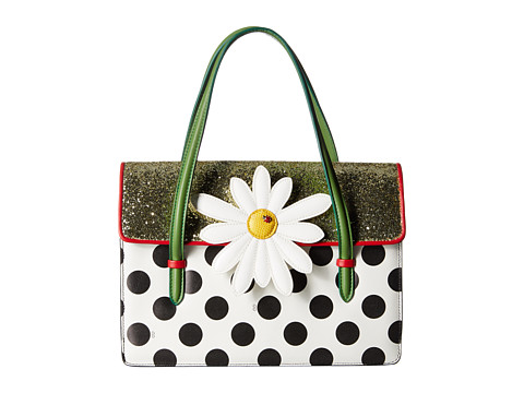Charlotte Olympia Botanical Bag - Multicolour