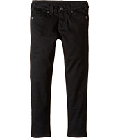 True Religion Kids - Casey Overdye Single End Jeans in Black (Toddler/Little Kids)