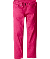 True Religion Kids - Casey Overdye Single End Jeans in Fuchsia (Toddler/Little Kids)