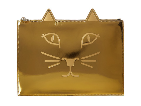 Charlotte Olympia #Kitty Pouch