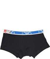 Emporio Armani - Colored Band 3-Pack Stretch Cotton Trunk
