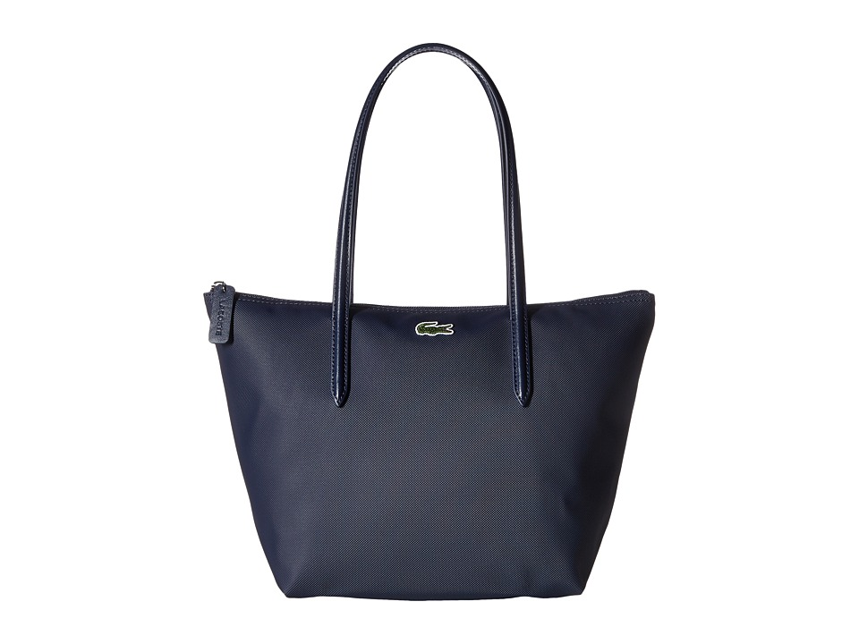 Lacoste L.12.12 Concept Small Shopping Bag (Eclipse) Hand...