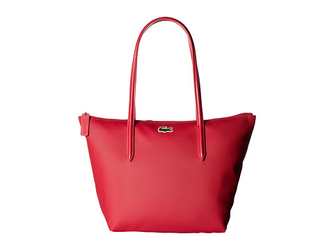 Lacoste L.12.12 Concept Small Shopping Bag - Virtual Pink