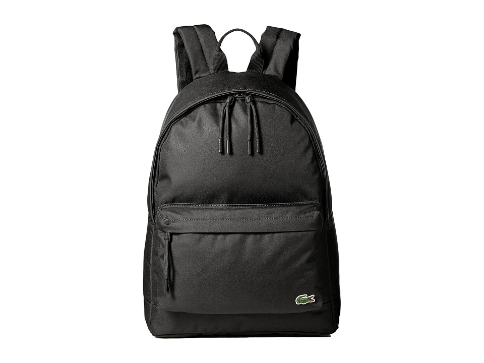 Lacoste - Neocroc Backpack (Black 1) Backpack Bags