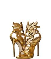 Giuseppe Zanotti - Suede Winged Sandal