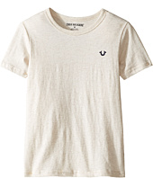 True Religion Kids - Branded Logo T-Shirt (Toddler/Little Kids)