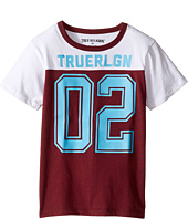 True Religion Kids - Varsity T-Shirt (Toddler/Little Kids)