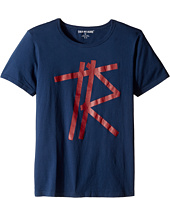 True Religion Kids - Tape T-Shirt (Big Kids)
