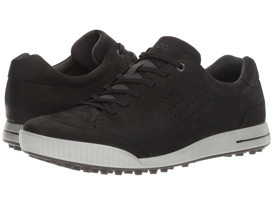 ECCO Golf Street Retro HydroMax (Black/Black) Men