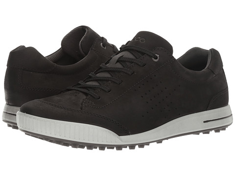 ECCO Golf Street Retro HydroMax - Black/Black
