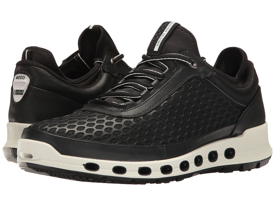 ECCO Sport Cool 2.0 Textile GTX (Black/Black) Men