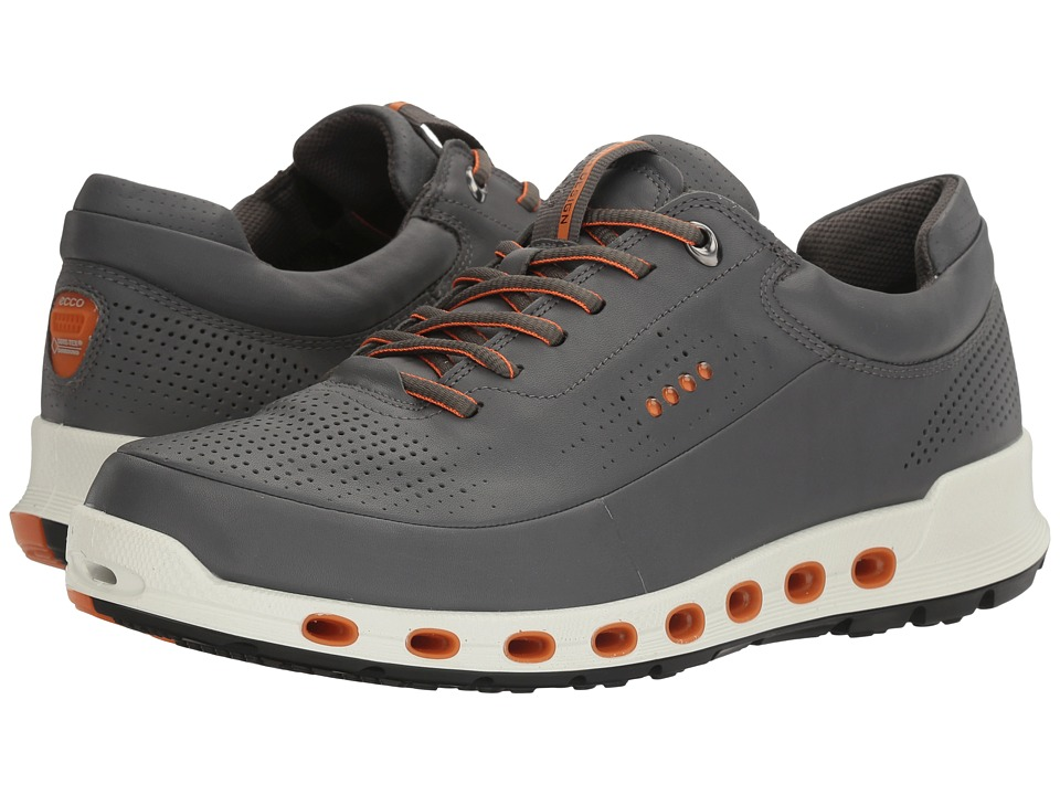 ECCO Sport Cool 2.0 Leather GTX (Dark Shadow) Men