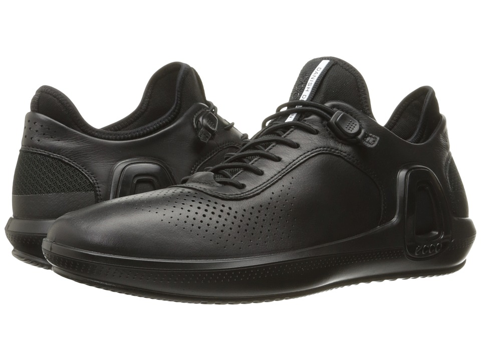 ECCO Sport Intrinsic 3 Leather (Black) Men