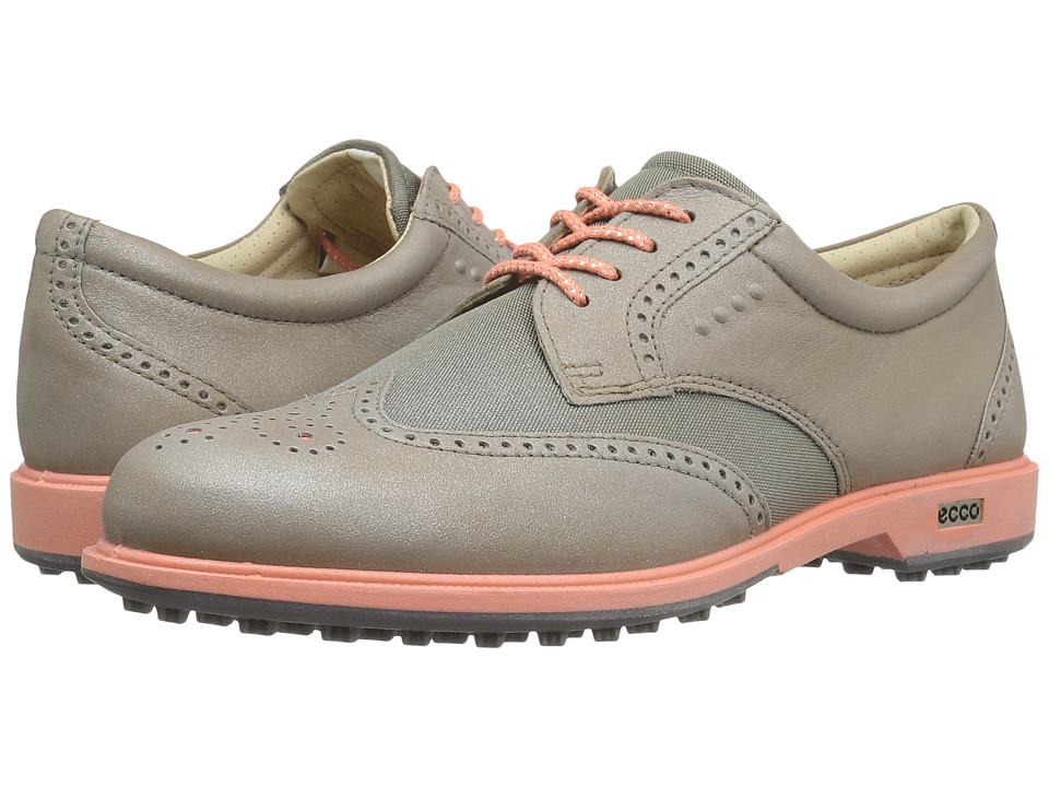 Ecco Golf - Classic Hybrid III (Navajo Brown/Warm Grey) W...
