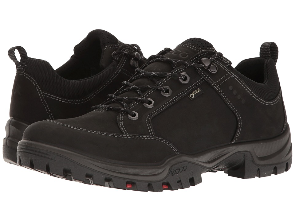 ECCO Sport - Xpedition III (Black) Men's Lace up casual S...