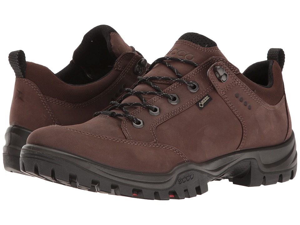 ECCO Sport - Xpedition III (Mocha) Men's Lace up casual S...