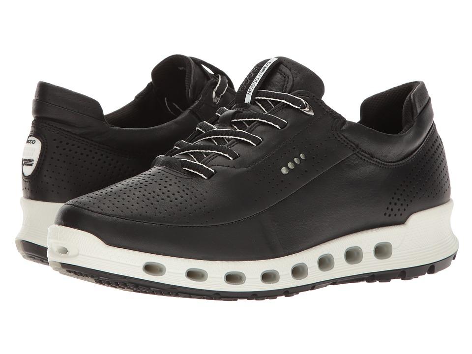 ECCO Sport - Cool 2.0 Gore-Tex Sneaker (Black) Women's La...