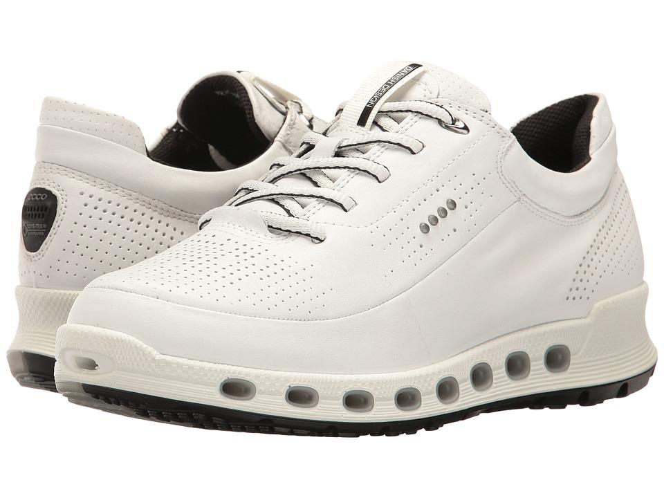ECCO Sport Cool 2.0 Gore-Tex Sneaker (White) Women